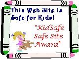 This Site is Safe for Kids!
